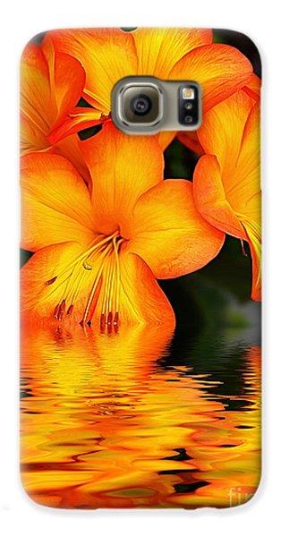 Golden Dreams Galaxy S6 Case