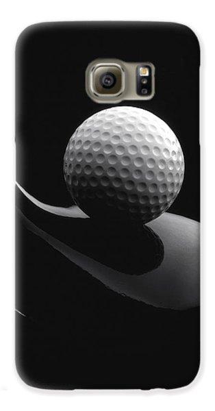 Golf Ball And Club Galaxy S6 Case
