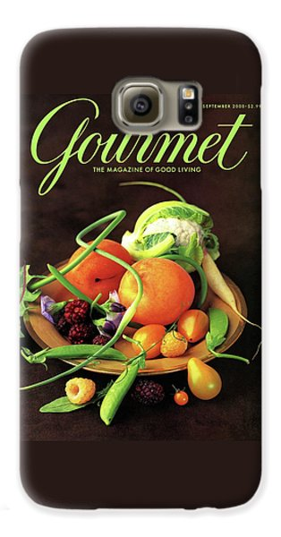 Gourmet Cover Featuring A Variety Of Fruit Galaxy S6 Case
