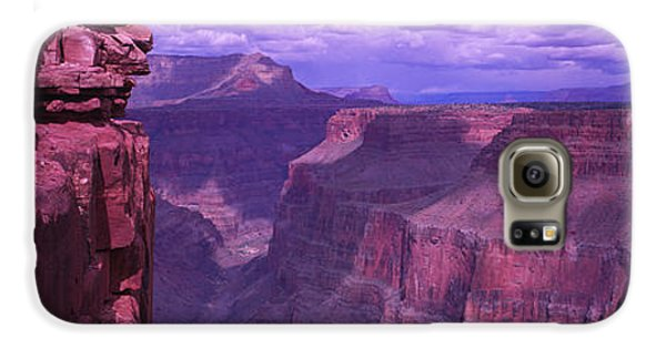 Grand Canyon, Arizona, Usa Galaxy S6 Case by Panoramic Images