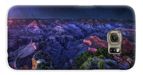 Grand Canyon Night Galaxy S6 Case