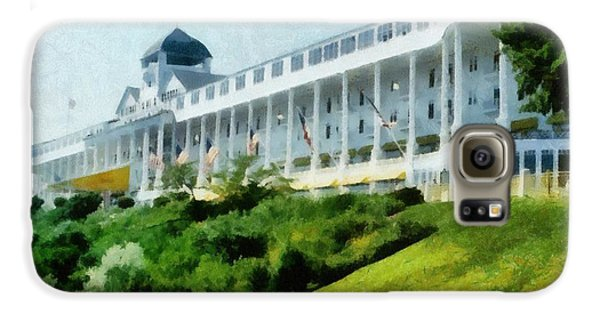 Grand Hotel Mackinac Island Ll Galaxy S6 Case