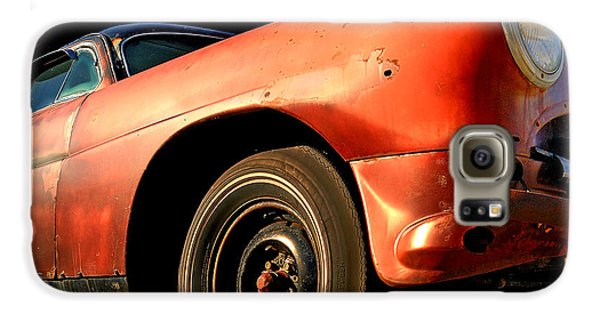Automobile Galaxy S6 Case - Grandpa Hudson by Ron Day