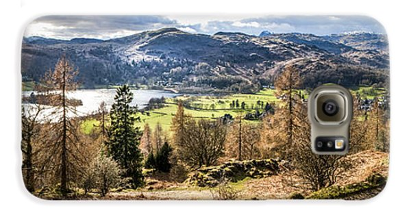 Grasmere Lake District National Park Galaxy S6 Case