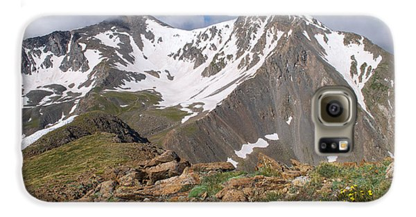 Grays And Torreys Peak Galaxy S6 Case