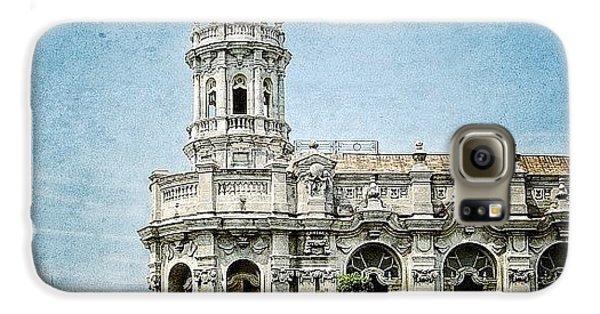 great Theatre Of Havana (1838 - Galaxy S6 Case