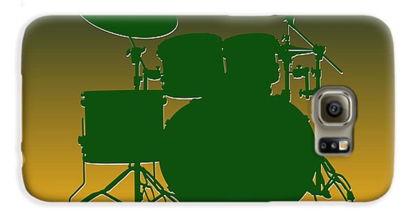Green Bay Packers Drum Set Galaxy S6 Case