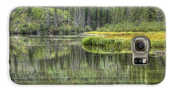 Green Lake Galaxy S6 Case