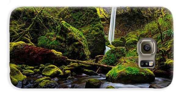 Green Seasons Galaxy S6 Case