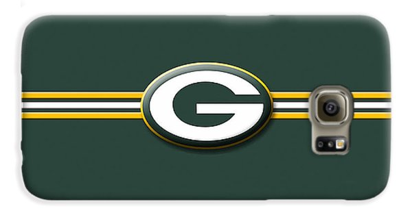Greenbay Packers Galaxy S6 Case by Marvin Blaine