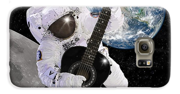 Ground Control To Major Tom Galaxy S6 Case