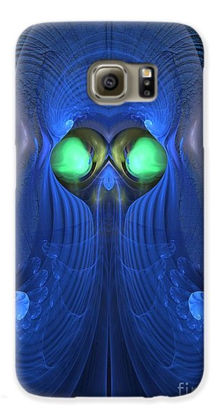 Guardian Of Souls - Surrealism Galaxy S6 Case