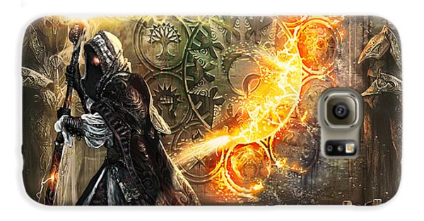Magician Galaxy S6 Case - Guildscorn Ward by Ryan Barger