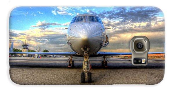 Gulfstream Gx450 At Livermore Klvk With Virga Galaxy S6 Case