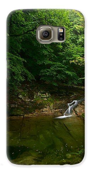 Gyeryongsan Stream And Pool Galaxy S6 Case