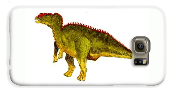Hadrosaurus Galaxy S6 Case