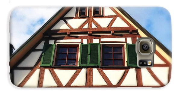 Half-timbered House 02 Galaxy S6 Case