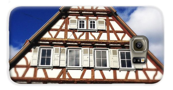 Half-timbered House 03 Galaxy S6 Case