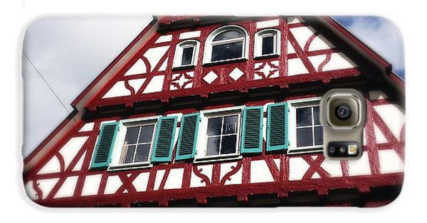 Half-timbered House 04 Galaxy S6 Case