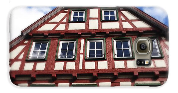 Half-timbered House 05 Galaxy S6 Case