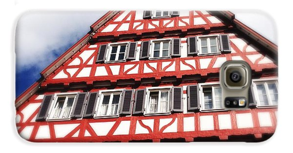Half-timbered House 06 Galaxy S6 Case