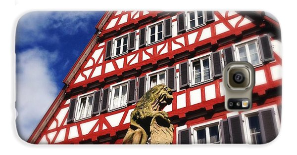 Half-timbered House 07 Galaxy S6 Case