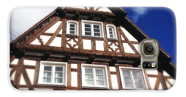 Half-timbered House 08 Galaxy S6 Case