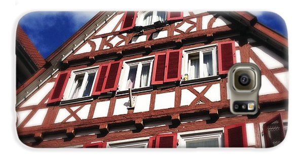 Half-timbered House 09 Galaxy S6 Case
