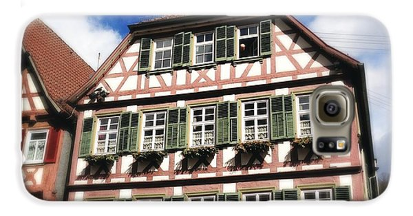 Half-timbered House 11 Galaxy S6 Case