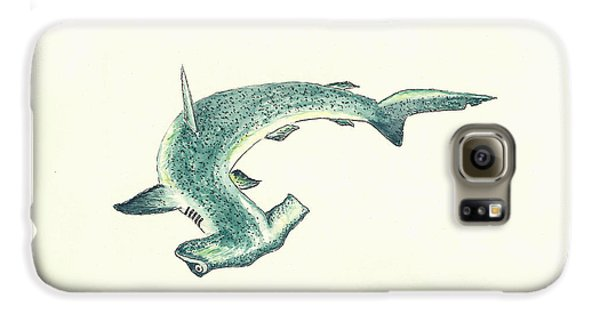 Hammerhead Shark Galaxy S6 Case