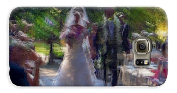 Galaxy S6 Case featuring the photograph Happily Ever After by Alex Lapidus