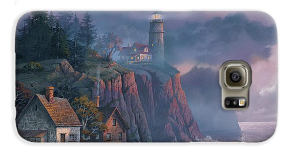 Harbor Light Hideaway Galaxy S6 Case