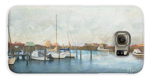 Harbor Morning Galaxy S6 Case