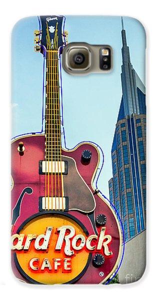 Hard Rock Cafe Nashville Galaxy S6 Case
