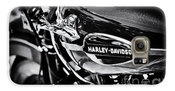 Harley Davidson Monochrome Galaxy S6 Case