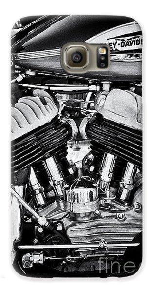 Harley Davidson Wla Monochrome Galaxy S6 Case