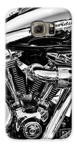 Harley Monochrome Galaxy S6 Case