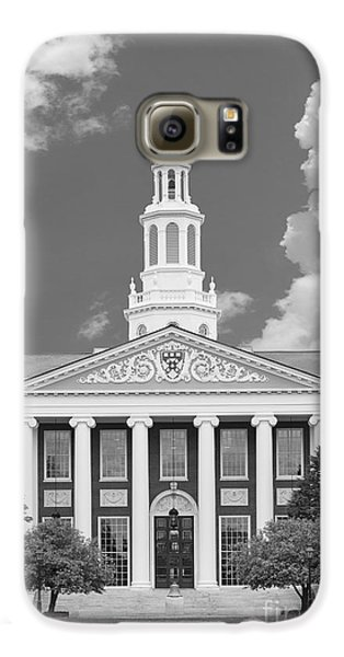 Baker Bloomberg At Harvard University Galaxy S6 Case by University Icons