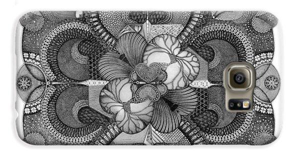 . Galaxy S6 Case by James Lanigan Thompson MFA