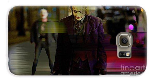 Heath Ledger Galaxy S6 Case