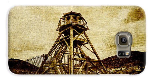 Helena-montana-fire Tower Galaxy S6 Case