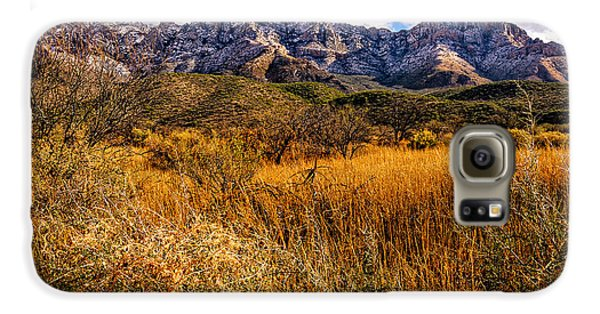Here To There Galaxy S6 Case by Mark Myhaver