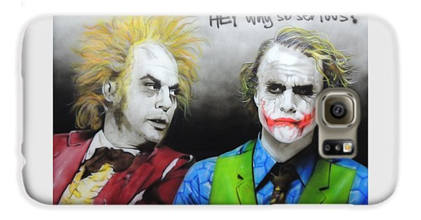 Hey, Why So Serious? Galaxy S6 Case