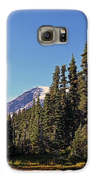 Galaxy S6 Case featuring the photograph High Country by Anthony Baatz