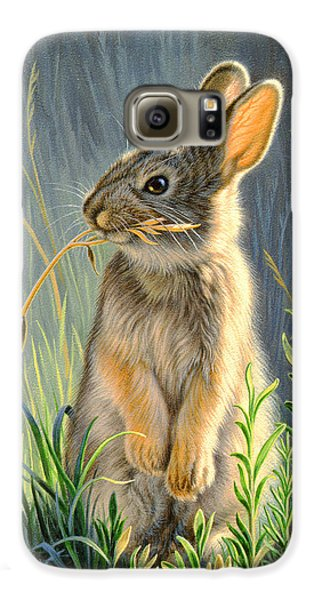 Rabbit Galaxy S6 Case - Highly Selective by Paul Krapf