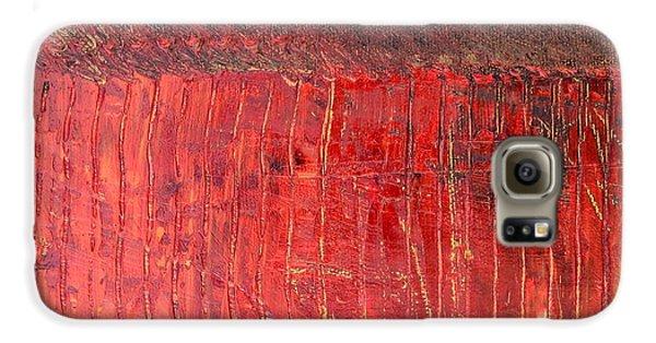 Highway Series - Cranberry Bog Galaxy S6 Case