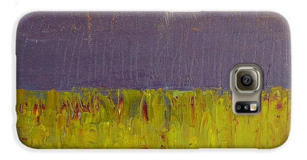 Highway Series - Lake Galaxy S6 Case by Michelle Calkins