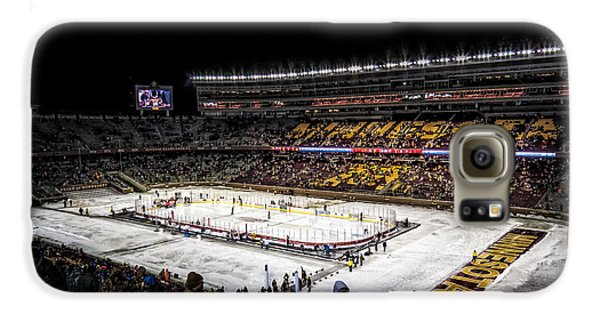 Hockey City Classic Galaxy S6 Case by Tom Gort