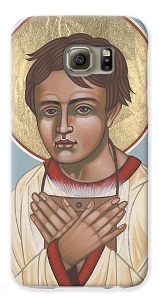 Holy Martyr St. Tarcisius Patron Of Altar Servers 271 Galaxy S6 Case