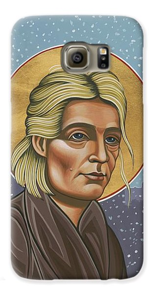 Holy Prophet Dorothy Day 154 Galaxy S6 Case